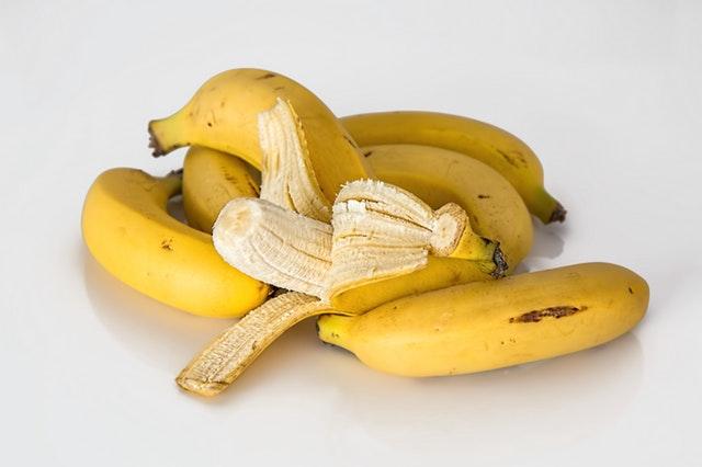 Plátano y sus ricos beneficios para la salud.