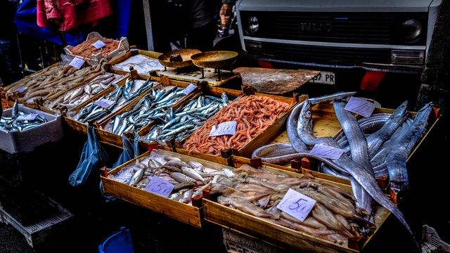 El Pescado y sus beneficios para la salud.