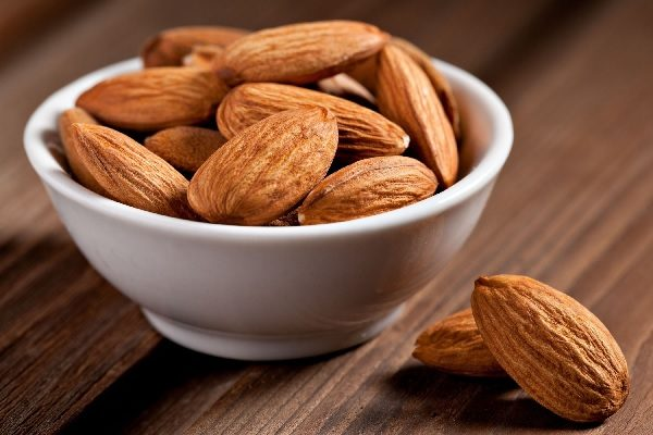 Las Almendras y sus beneficios para la salud.