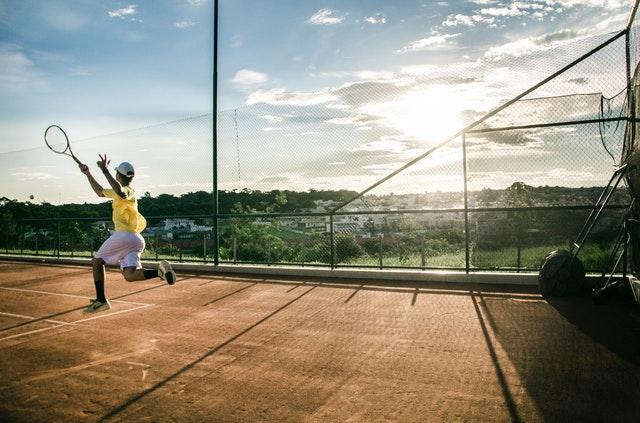 Ventajas para la salud de jugar al tenis