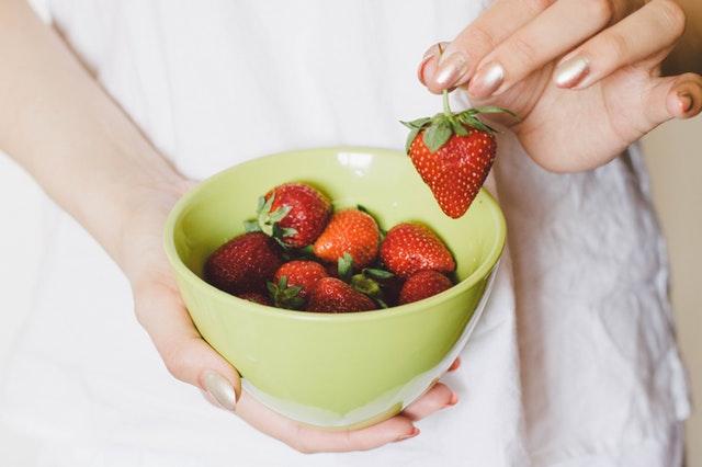Todos los beneficios de las fresas.