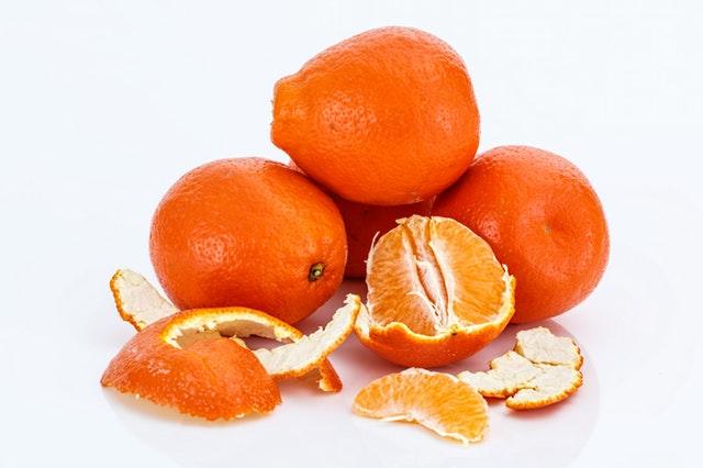 todos los beneficios de la mandarina