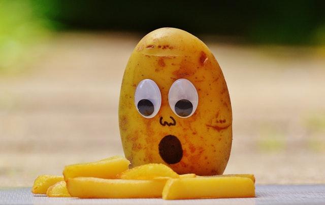 Todos los beneficios de comer patata.