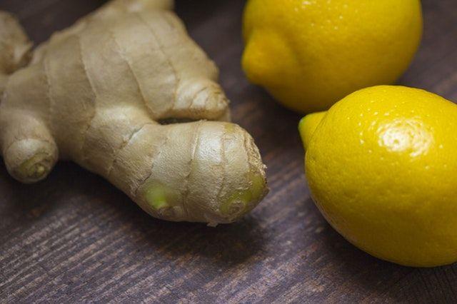 Beneficios del jengibre para el organismo.