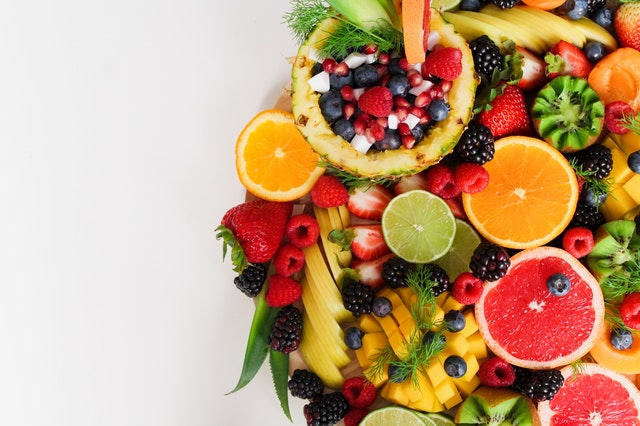 Beneficios de los alimentos con antioxidantes