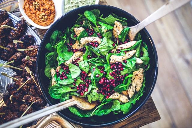 Alimentos que ayudan a reducir el colesterol.