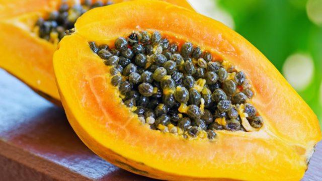 papaya, fuente de salud y beneficios