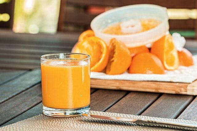 Zumo de Naranja, todos sus beneficios para la salud.