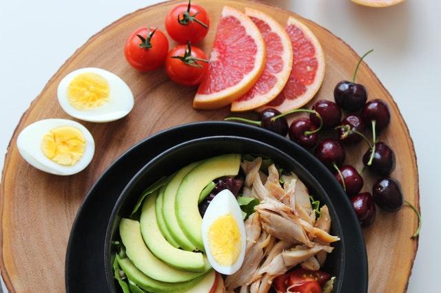 Alimentos saludables para combatir la diabetes.