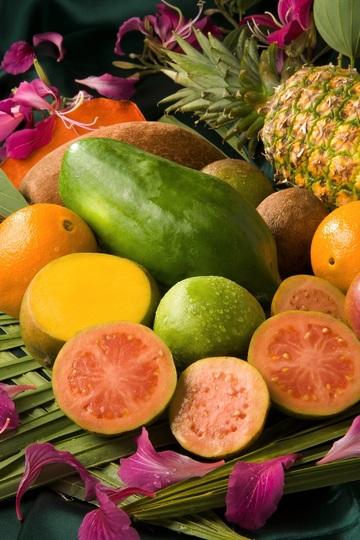 Mamey fruta tropical repleta de antioxidantes y beneficios